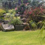 Allestimento Giardino mediterraneo privato